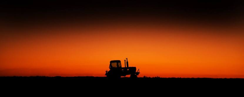 sunset tractor 'retired'